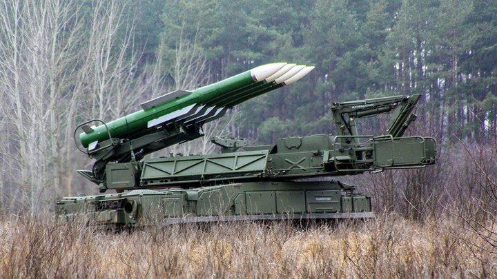 Киев отметил разведение сил в Донбассе ракетными стрельбами из Буков у границ Крыма