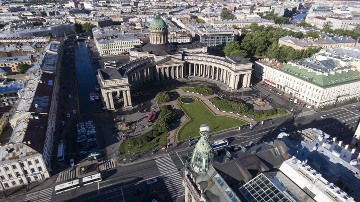 Петербург обогнал Москву и Краснодар в рейтинге городов для переезда - ВЦИОМ