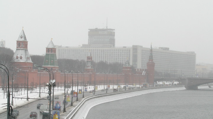 Арктический антициклон откроет зиму в Москве резким похолоданием