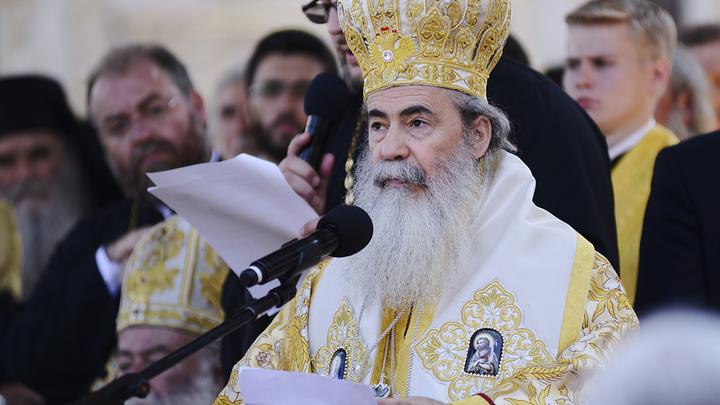Мы стоим перед Богом: Иерусалимский Патриарх призвал Предстоятелей к встрече для сохранения единства Православного мира