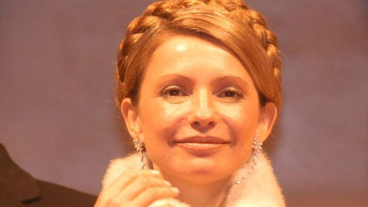 Бить будет!: Лишённая сладкого Тимошенко снова заплела свою боевую косу-калач