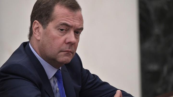 Освобождение малоимущих от налога на доходы оказалось очень чувствительным для Медведева