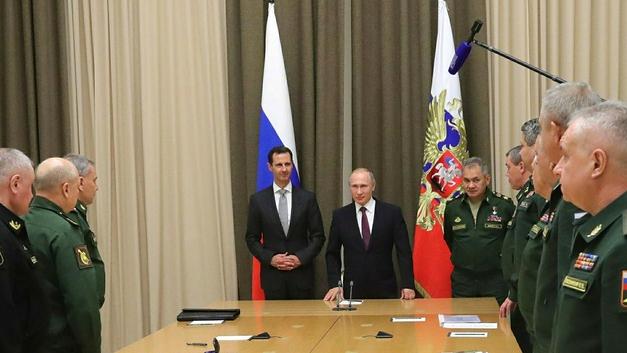 Теперь Асад может сесть за стол переговоров со своими политическими оппонентами - эксперт