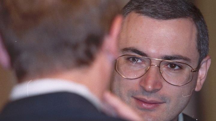 Михаила Ходорковского обвинили в найме грузинских снайперов для русского Майдана