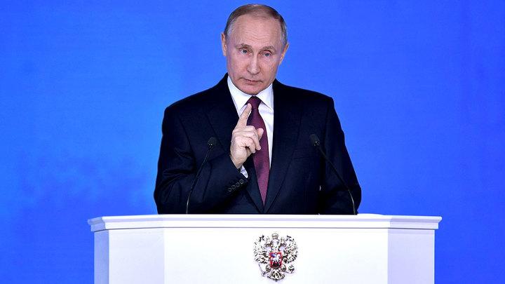 Путин показал США свой Кинжал