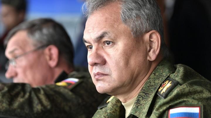 Вам не понять: Разносом командиров Шойгу возвращает достоинство Русской армии