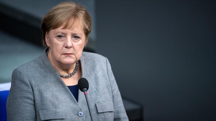 Защищая от США Северный поток - 2, Меркель защищает Германию - политолог