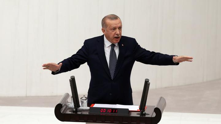 Друга Реджепа сегодня просто не унять: В Сети собрали угрозы Эрдогана в адрес ЕС, США и Египта