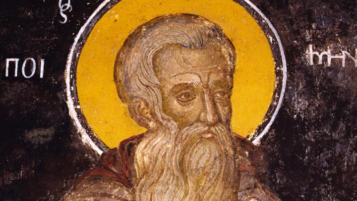 Преподобный Пимен Великий. Православный календарь на 9 сентября
