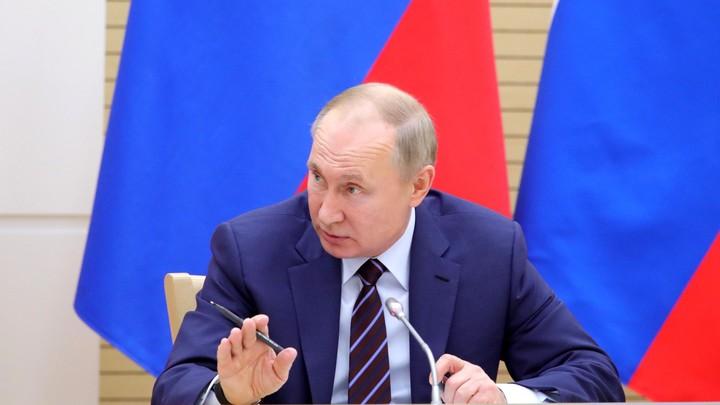 Путин дал кабмину три месяца на план реализации Доктрины продовольственной безопасности