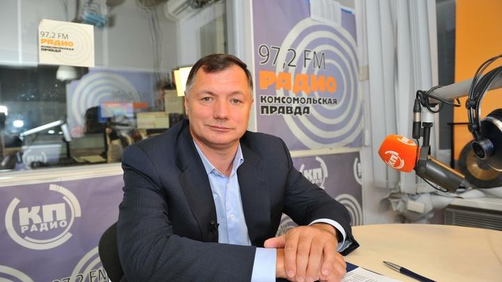 Заммэра Москвы Хуснуллин назначен заместителем председателя правительства России