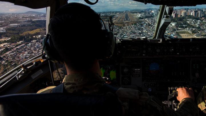 Подготовка к авиашоу в Гватемале закончилась авиакатастрофой и гибелью трёх человек