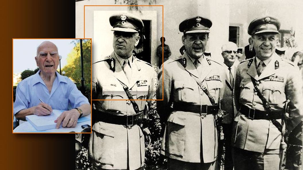 Конец эпохи: Стилианос Паттакос родился и умер патриотом