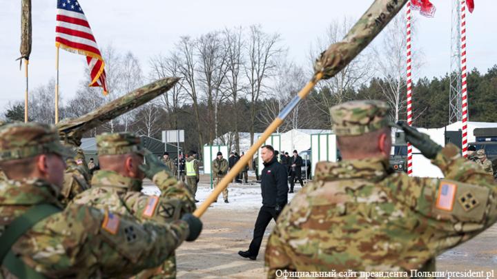 Дуда: Россия должна вернуть Крым Украине, а Польше - обломки Ту-154