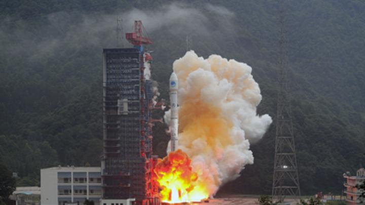 Доставка выполнена: Китай запустил на орбиту два спутника Beidou