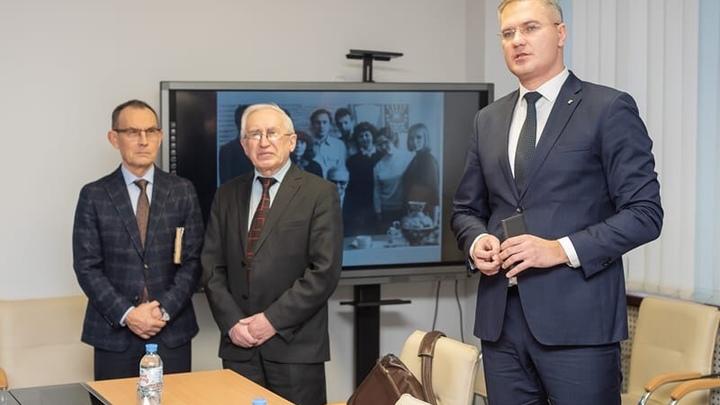 Политолог Гигин заявил о возрождении в Литве неонацизма