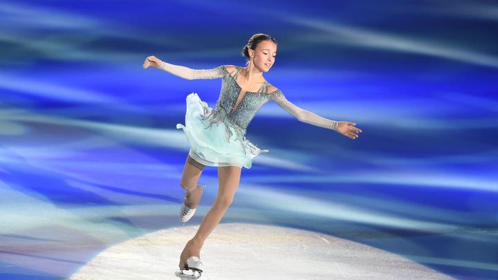 И в этот момент зрители кричат: Вау!: Анна Щербакова раскрыла секрет своего волшебного платья