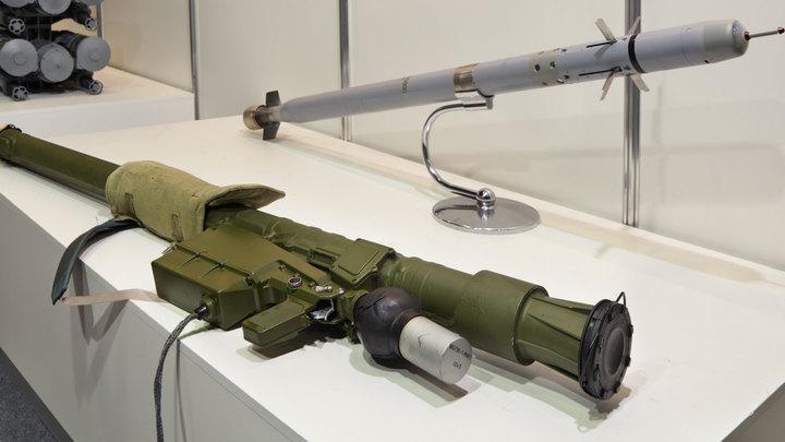Су-25 в Сирии могли сбить советским ПЗРК