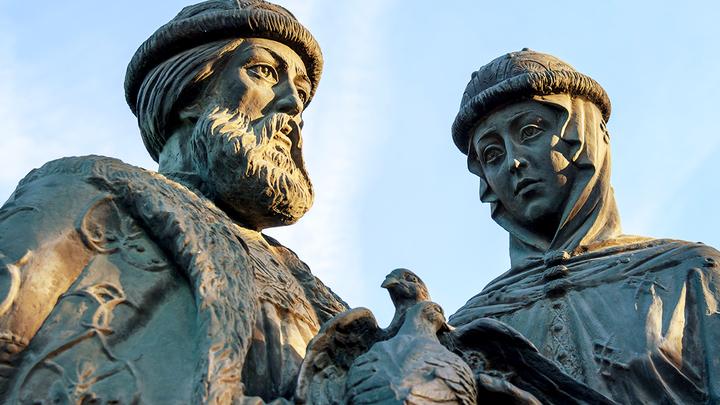 Благоверные князь Пётр и княгиня Феврония Муромские. Православный календарь на 8 июля