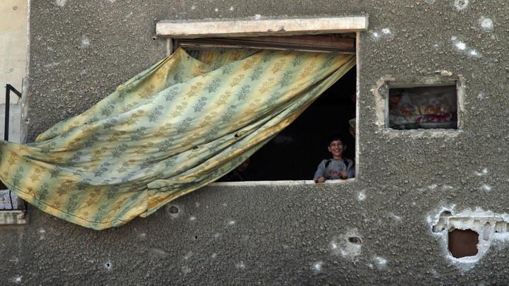 Мальчик из Сирии может выступить в Гааге и рассказать про фальшивую химатаку