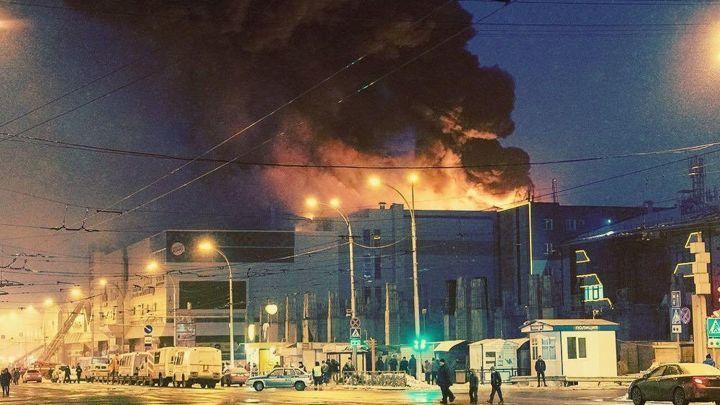 Первое уголовное дело о пожаре в «Зимней вишне» рассмотрели в суде