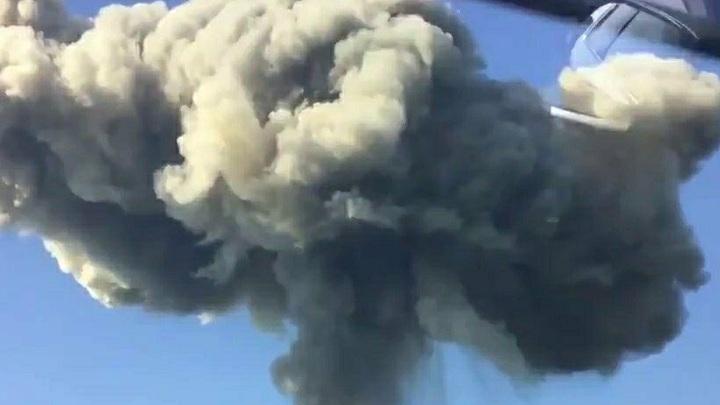 В дипломатическом районе Кабула прогремел мощный взрыв