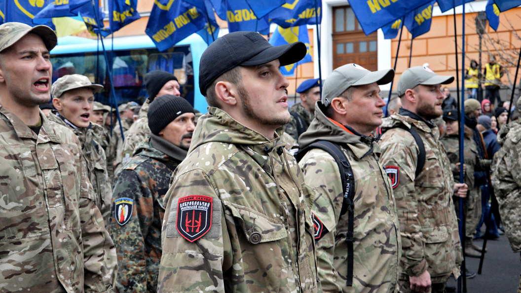 Ветераны АТО заблокировали автовокзал вДнепре