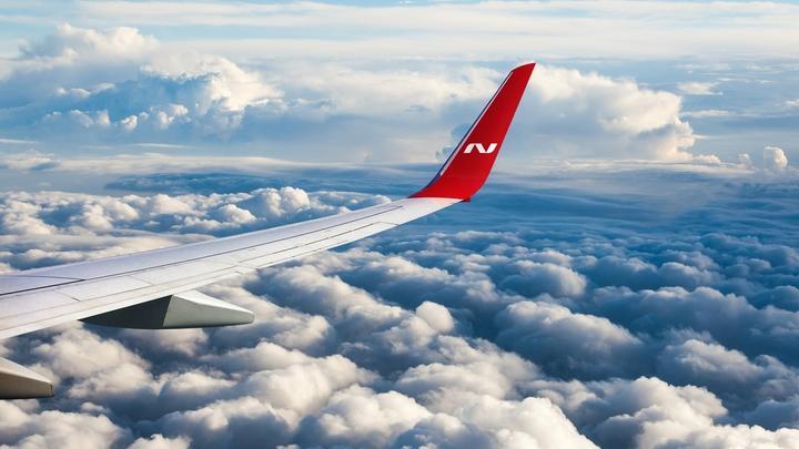 Проблема? Пилот воспроизвёл знаменитый мем в небе над Германией