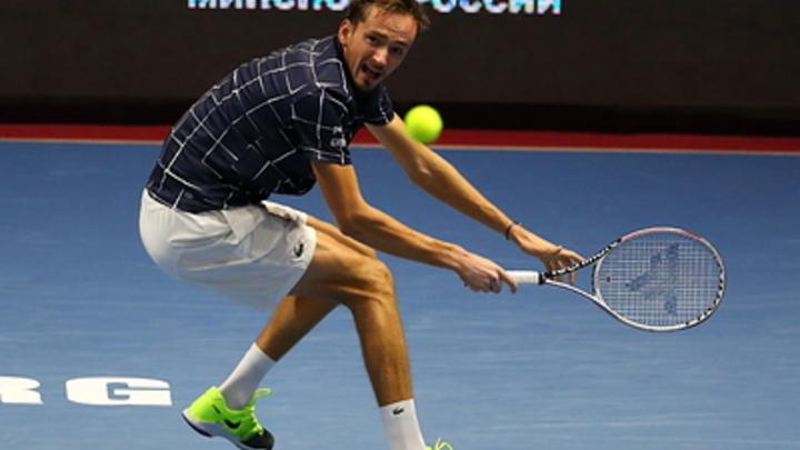 Непокорённый Медведев уступил лишь первой ракетке мира на Australian Open