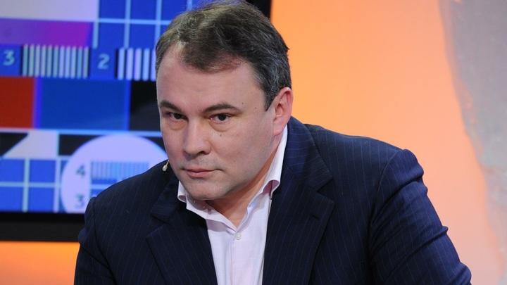 Свести с ума за один вопрос: Как журналистка Рустави 2 перешла на крик после слов российского политика