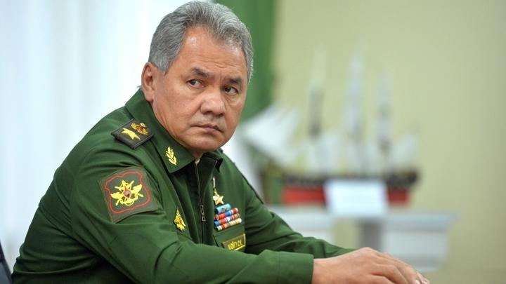 Шойгу отправил начальника Генштаба Сухопутных войск разобраться с инцидентом в Амурской области