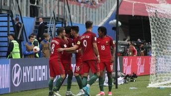 Португалия и Чили встретятся в полуфинальном матче на стадионе Казань Арена