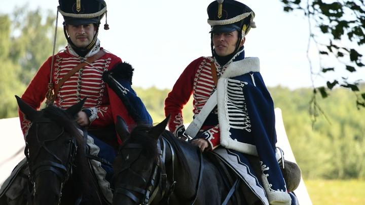 В субботу на Бородинском поле сойдутся армии русских и французов