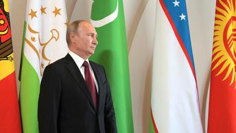 Путин: Страны СНГ будут активнее обмениваться опытом для борьбы с терроризмом