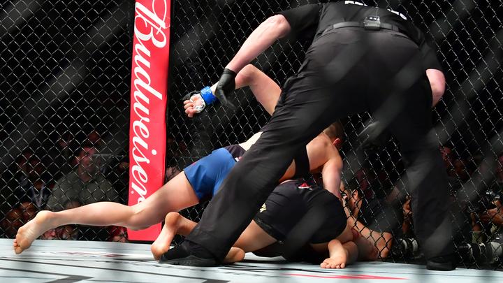 США отказываются пускать на турнир UFC российского бойца