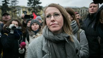 В Москве начата проверка после заявлений Собчак об украинском Крыме