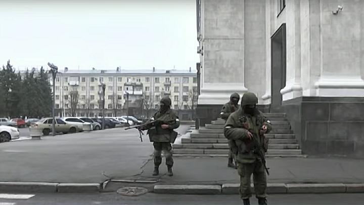 Бабий бунт подавил государственный переворот в Луганске