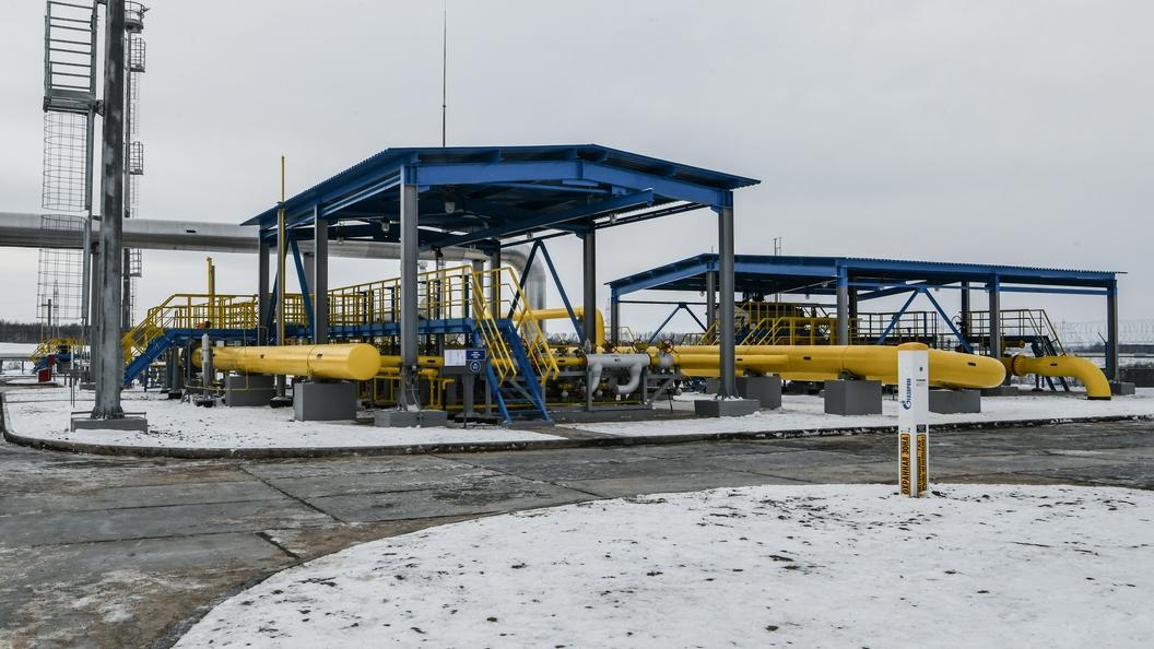 «Газпром» захватил неменее  трети газового рынка стран Европы