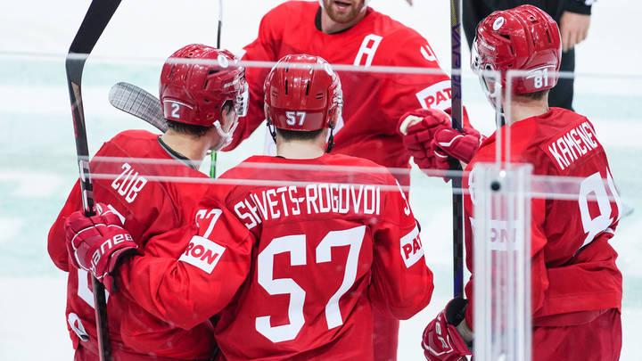 ЧМ по хоккею: Россия обыграла Чехию на последних секундах