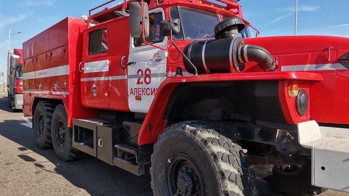 В Екатеринбурге рано утром из-за пожара эвакуировали целую девятиэтажку