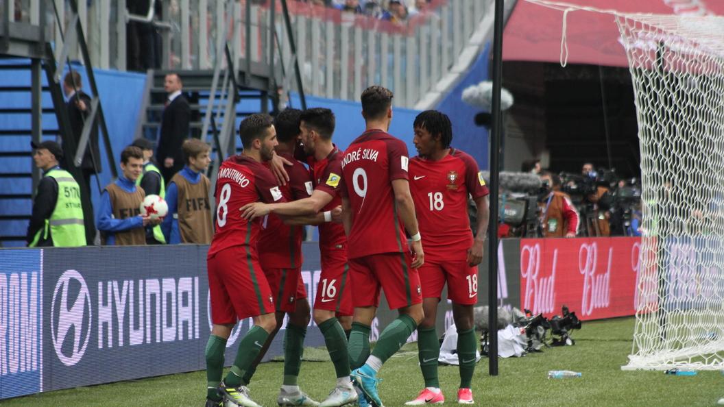 Португалия завоевала бронзу Кубка конфедераций