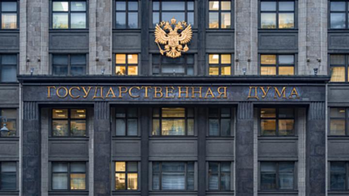Депутатам Госдумы предложили выдать помощников с иностранным гражданством