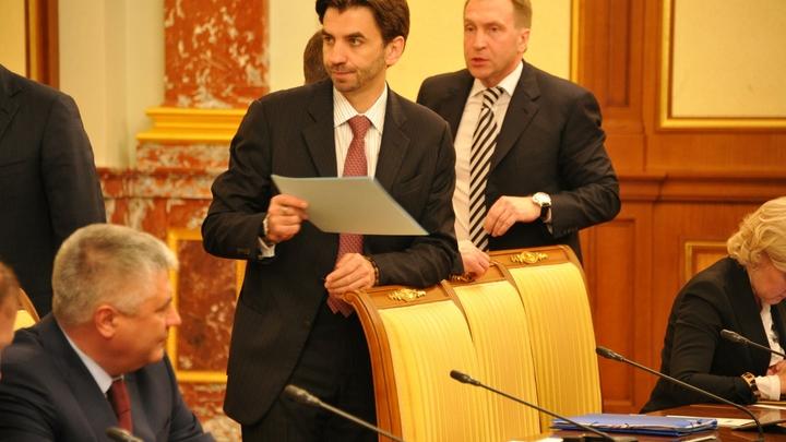 Новое правительство начнет работу без Михаила Абызова