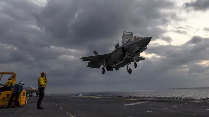 ALIS для F-35 – провал Пентагона: Через несколько лет - выдает результат система на запрос поиска комплектующих или баз ВВС США