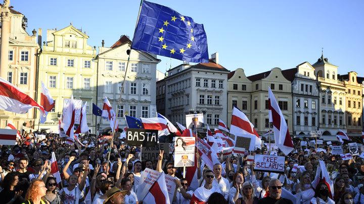 Всеобщая мобилизация: 27 стран против Белоруссии