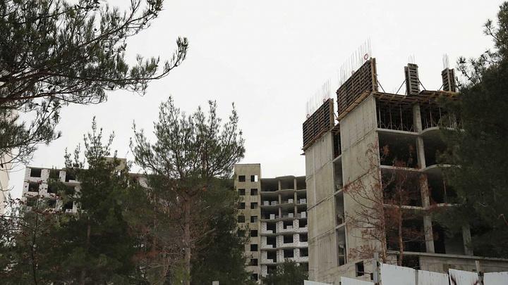 В Геленджике не будут строить еще два литера жилого комплекса «Солнечный». Пострадают ли люди?