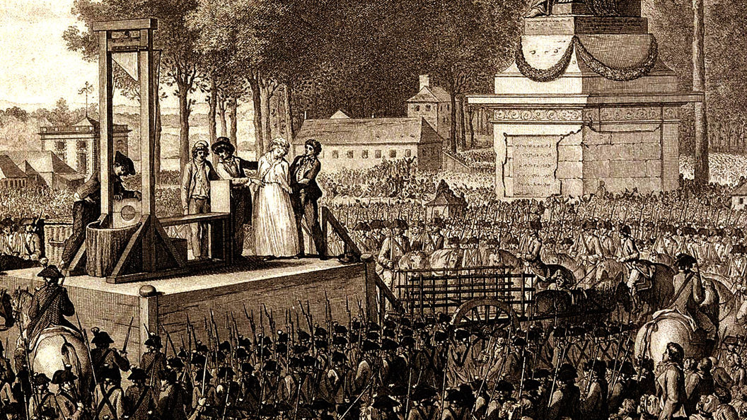 FRENCH REVOLUTION An Overview Liberte Egalite Fraternite Click here for a more detailed account of the French Revolution The French people overthrew their