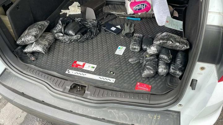 Поймали наркобарона: в Самарской области у жителя Подмосковья изъято четыре килограмма наркотиков
