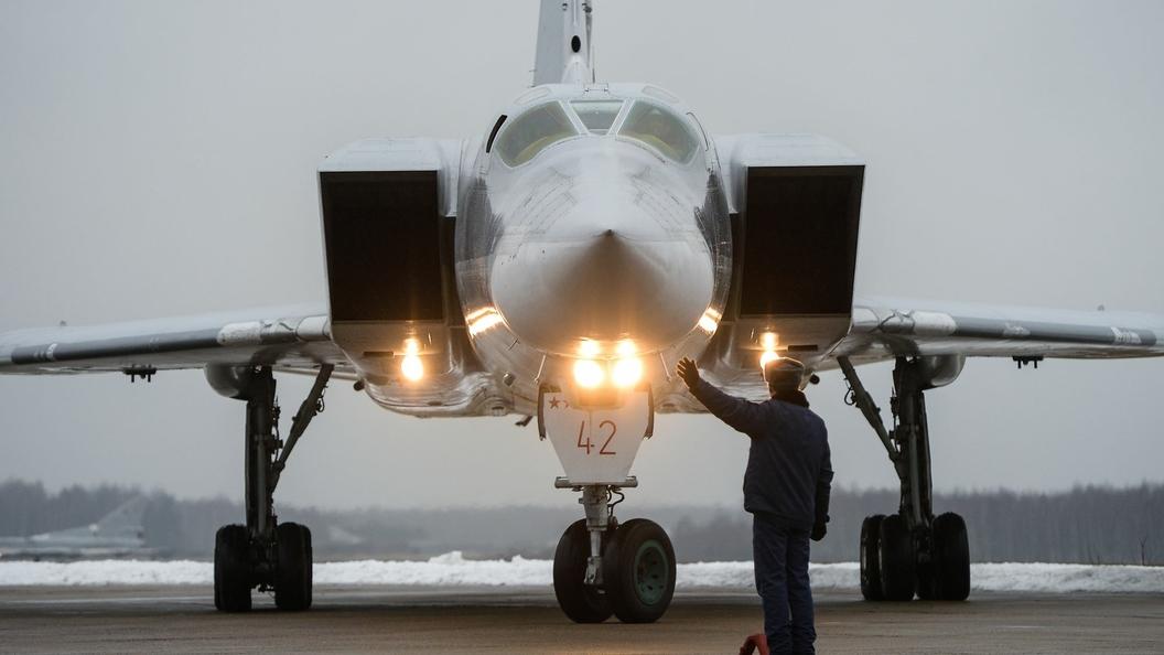 Разработчик поведал опланах поднять внебо новый Ту-22МЗМ летом