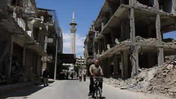 Боевики спасены: ООН вывела последнюю группу из Думы